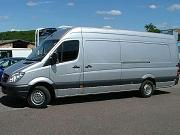 Merc Sprinter XLWB panel van