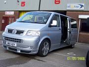 VW Transporter T5 SWB panel van