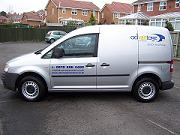 VW caddy small van